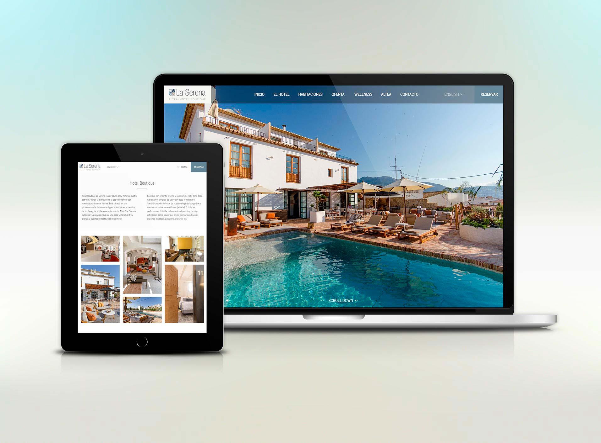 Diseño de páginas Web en Torrevieja y Alicante